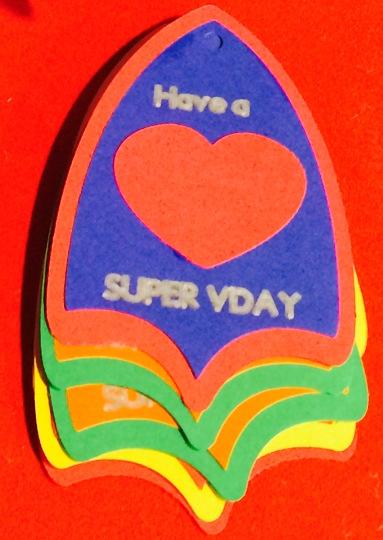 super hero vday