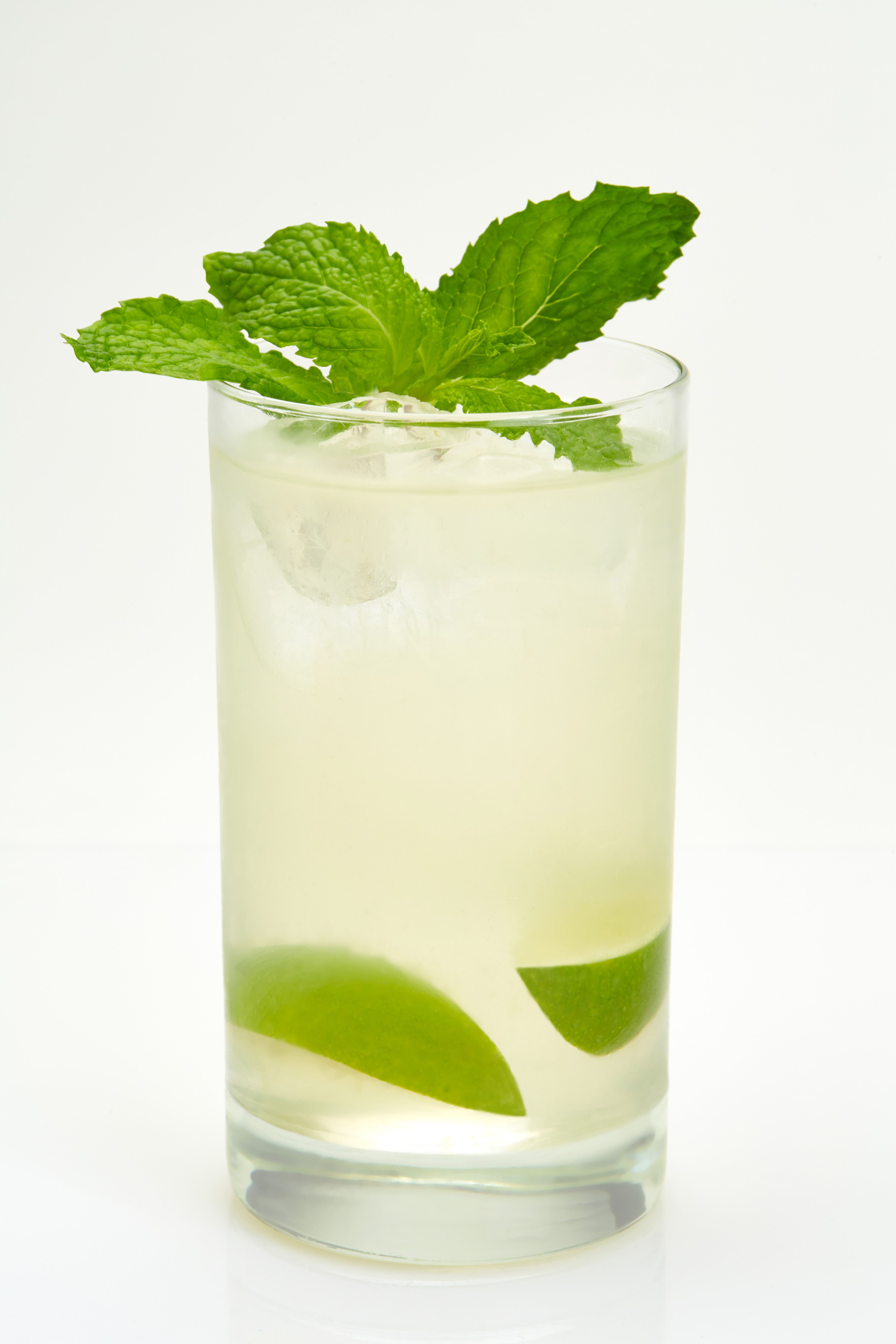 Pineapple Water with Cucumber and Mint Recipe picture