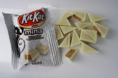 Kit Kat White Minis