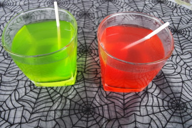 Zombie Blood & Blood Drinks
