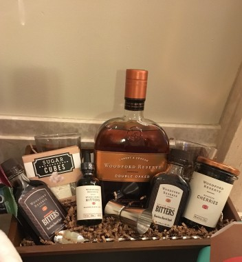 Bourbon Lover's Basket