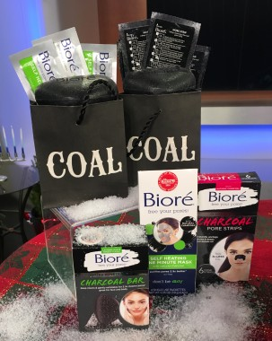 Biore Charcoal products